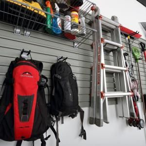 18 best garage ideas images on pinterest organization for Flow wall 48 bonus set