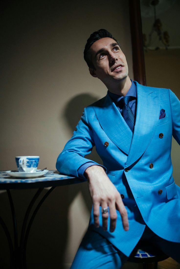 Artizan bespoke summer suit #morethanasuit @artizanimage