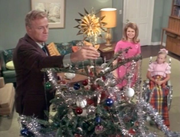 Family Affair: Christmas Came A Little Early - Season 3 - 1968 -Buffy wants to throw an early Christmas party for a school friend who might not make it til Christmas.