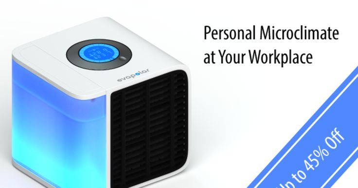 Evapolar cools, humidifies and cleans the air creating your local perfect microclimate.   Crowdfunding is a democratic way to support the fundraising needs of your community. Make a contribution today!