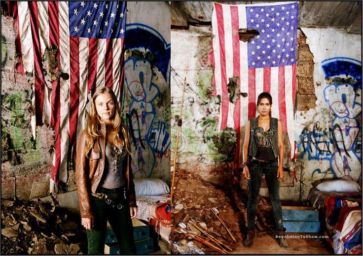 revolution tv show | Revolution Tv Show Photo: Cast Members