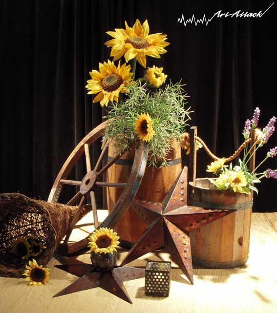 western tablescapes | western | Art Attack
