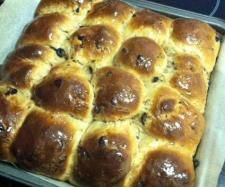 Healthy Fruit Buns | Official Thermomix Recipe Community
