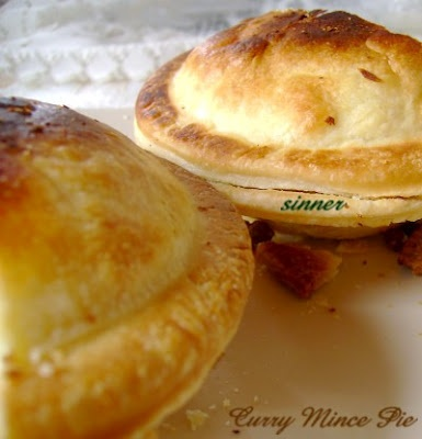 Curry Beef Mince Pie