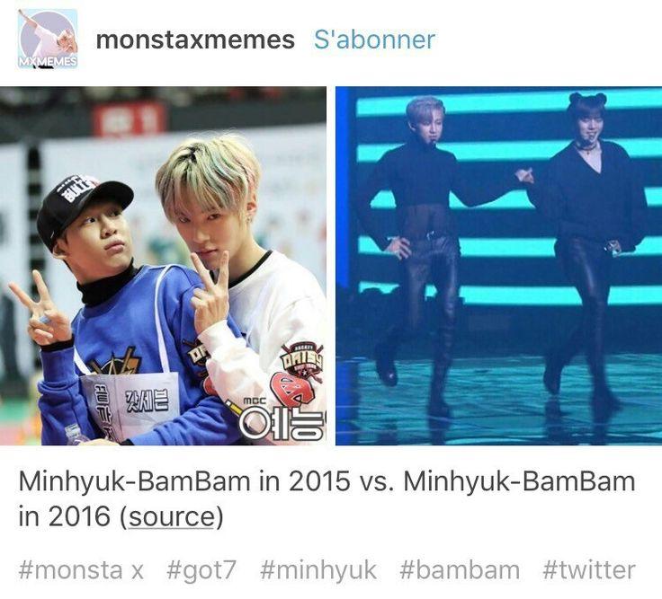 Minhyuk & Bambam | Monsta X Got7