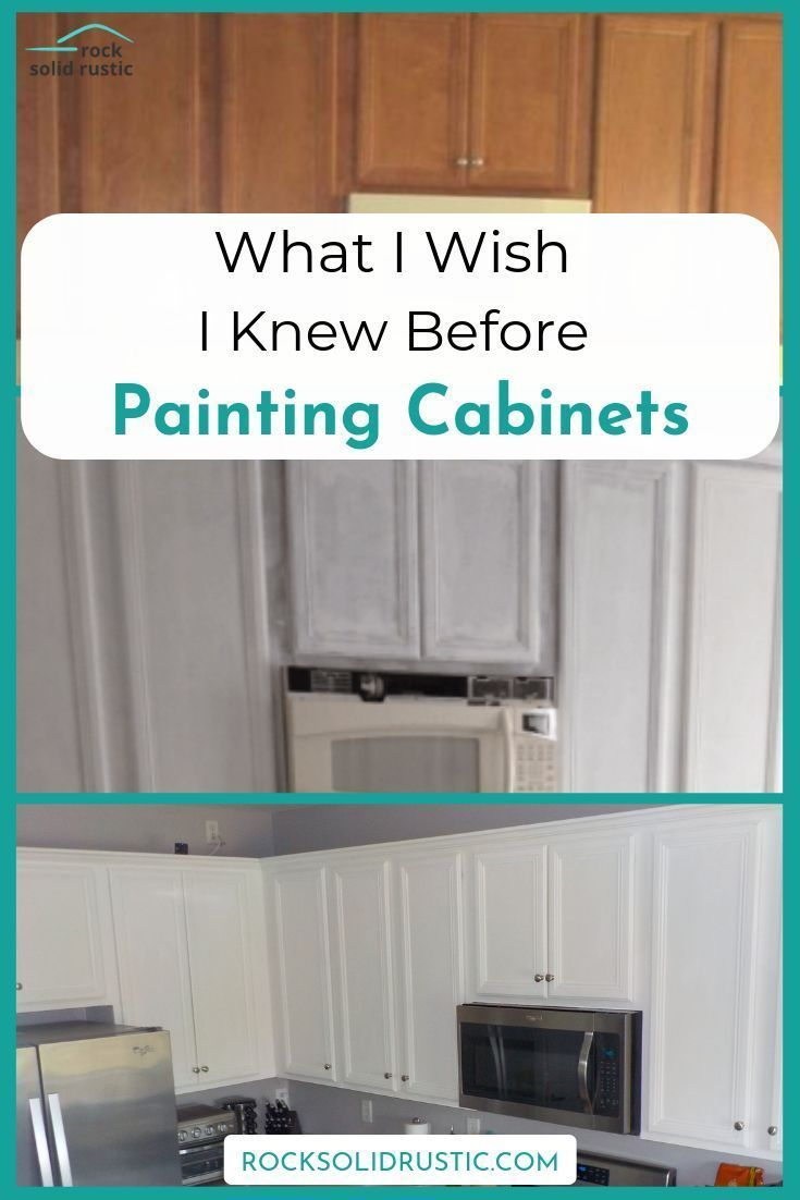 How To Paint Builder Grade Kitchen Cabinets The Right Way To Save Time And Money This D In 2020 Kitchen Diy Makeover Diy Kitchen Cabinets Painting Diy Kitchen Remodel