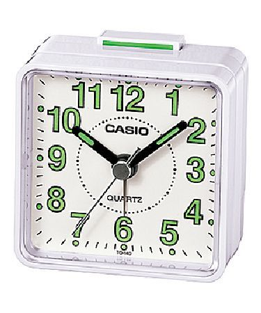Casio TQ140-7 Travel Quartz Beep Alarm White Casio TQ140-7 Travel Quartz Beep Alarm White Clock Small Square Cased Quartz Alarm Clock from Casio.The case and face are white with illuminous numerals and white hands. An Analogue Alarm Clock ideal  http://www.MightGet.com/february-2017-1/casio-tq140-7-travel-quartz-beep-alarm-white.asp