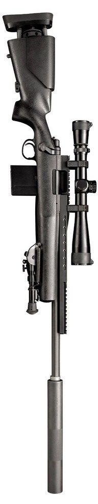"""""""Remmington 700 USR rifle"""". The Rem Model 700... Maybe one of the most effective - and versatile - bolt actions ever."""