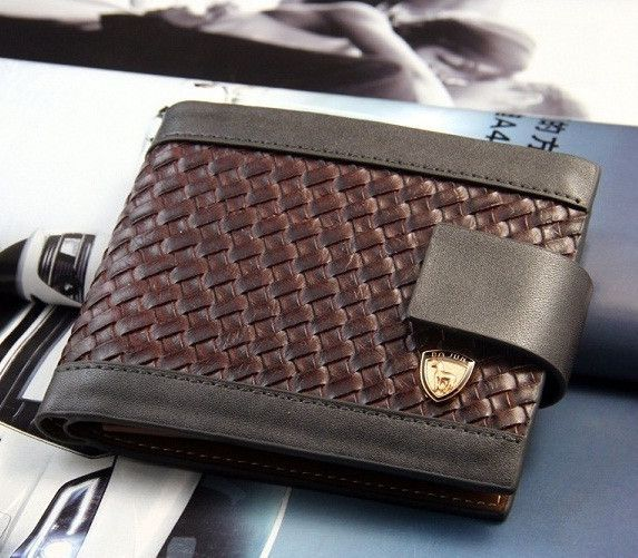 Mens Genuine Leather Wallet - Bajun. Get it on Weekly Deals #weeklydeals #Sale #dealoftheday #menswallet