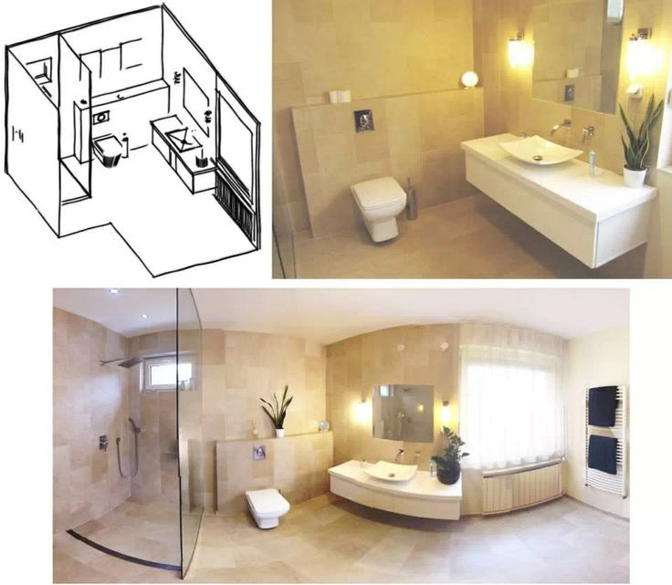 Complete bath design