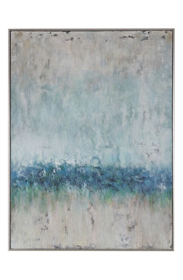 Uttermost Tidal Wave Hand Painted Canvas Wall Art | Nordstrom