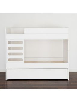 Kids Bunk bed- white and minimal
