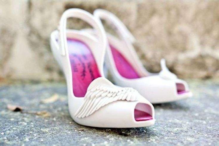 Matrimonio stile rockabilly - Scarpe sposa rockabilly
