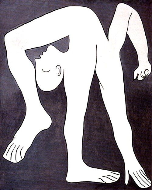 Acrobate - Picasso