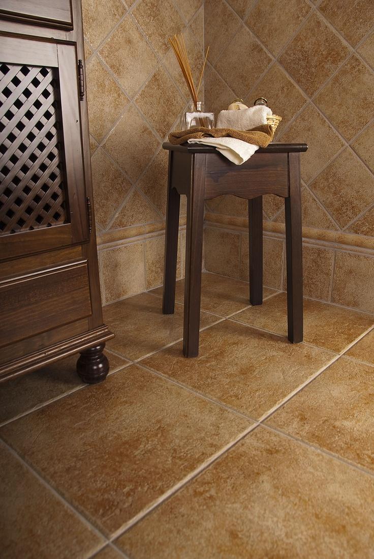 Baño Estilo Mexicano:Baño #ceramica #azulejo 3