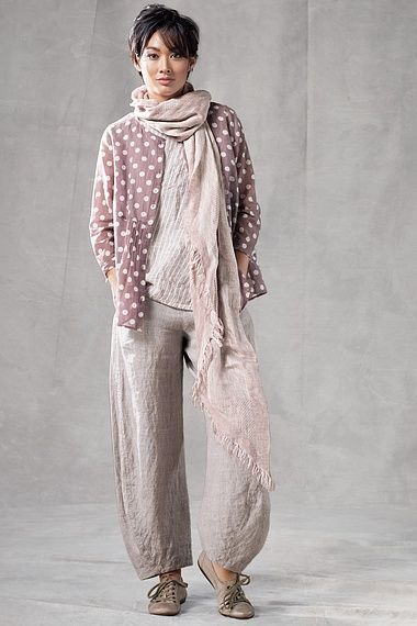 Pin by Annie Game on Fashion | Pinterest | Linens, Pants and Dots