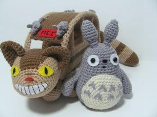 Best 20+ Totoro Crochet ideas on Pinterest Crochet panda ...