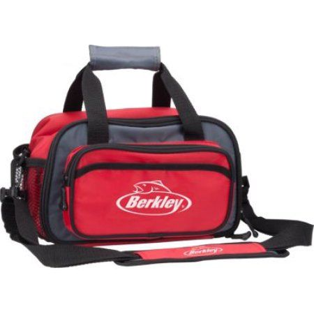 Berkley Fishing Tackle Bag, Red | Products | Fishing tackle