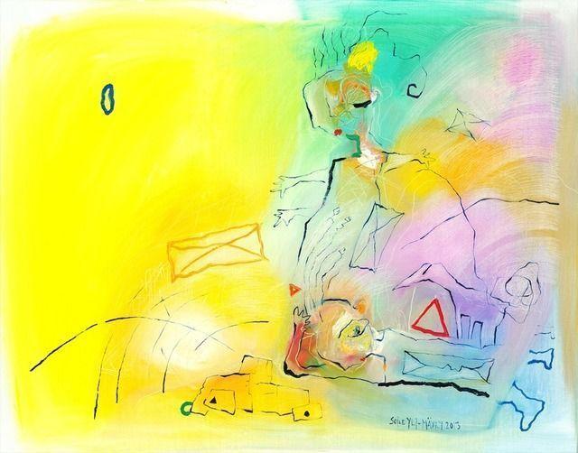 Asphalt Dream, 2013, by Soile Yli-Mäyry