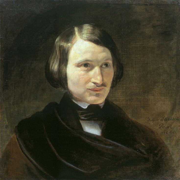 гоголь портрет - Поиск в Google