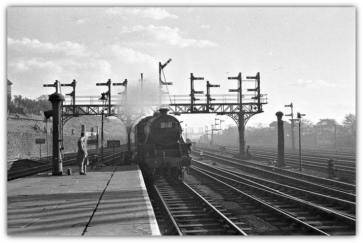 Preston Railway Station 1960's