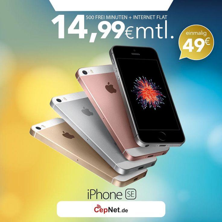 🔥🔥🔥 Apple iPhone SE 32GB mit günstigem ay yildiz Ay Allnet Vertrag  👉👉  https://www.cepnet.de/smartphones/apple/iphone-se/32gb-silber/ay-yildiz/ay-allnet/?utm_source=cepnet_sosyal&utm_medium=sosyal&utm_campaign=iphone_SE    ✅500 Freiminuten* in alle deutschen Netze und ins türkische Festnetz  ✅Internet Flat 1GB* mit bis zu 21,6 Mbit/s (danach Drosselung auf 56 kbit/s)  ✅12 Cent/Minute in alle türkischen Mobilfunknetze  ✅EU Roaming* Inklusive    ➤Gerätepreis einmalig nur:49,00€…