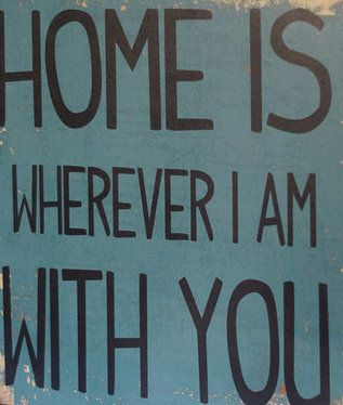 With You Wall Decor
