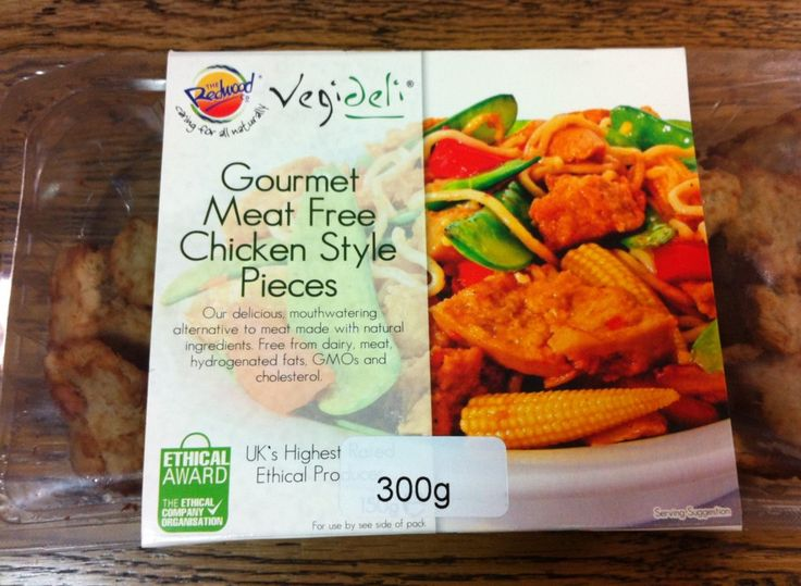 Gourmet Meat Free Chicken Style Pieces