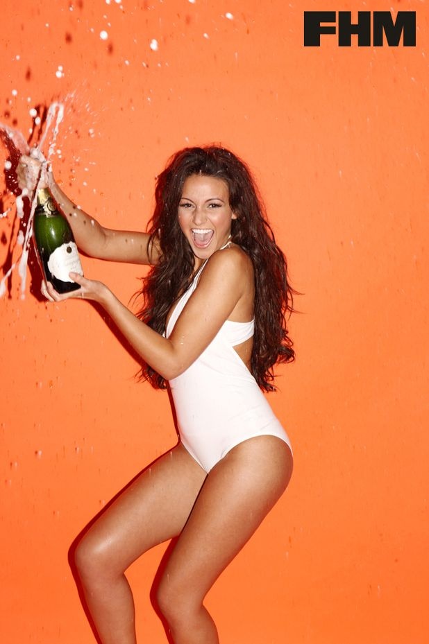 Michelle Keegan Photo Shoot For FHM Magazine Coronation