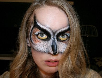 29 best Animal Makeup images on Pinterest | Animal makeup ...