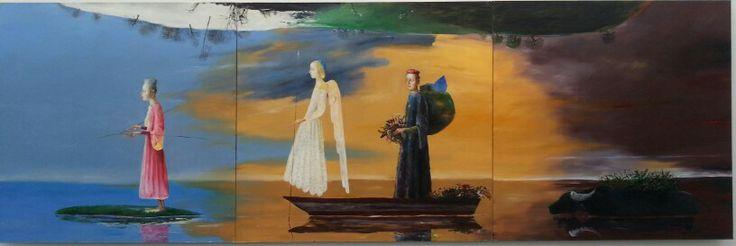 Stefan Caltia - The Seeker's Water Journey