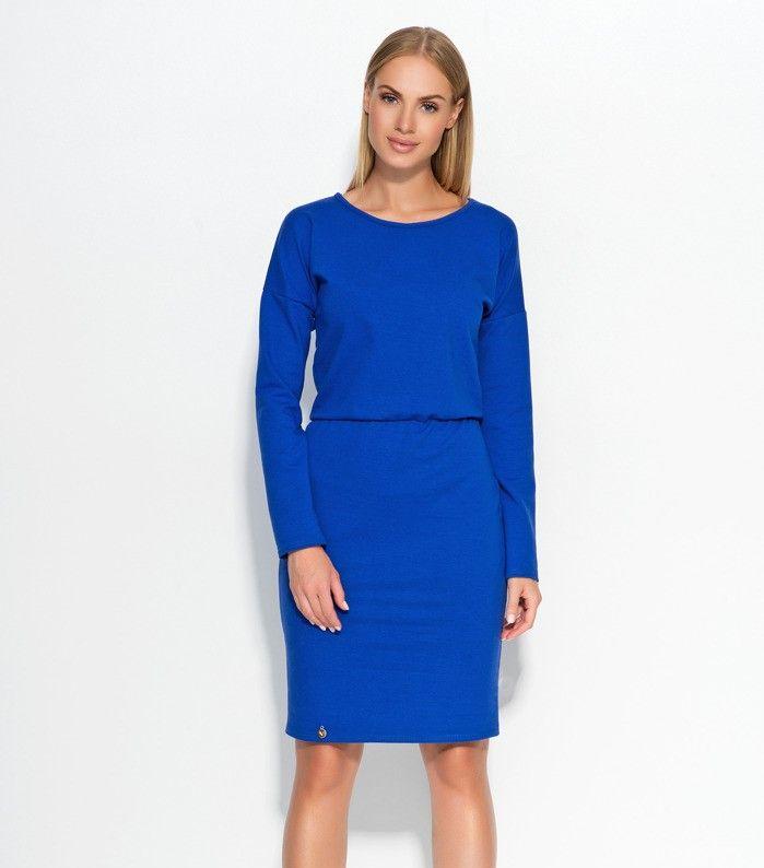 Klasyczna sukienka bawełniana