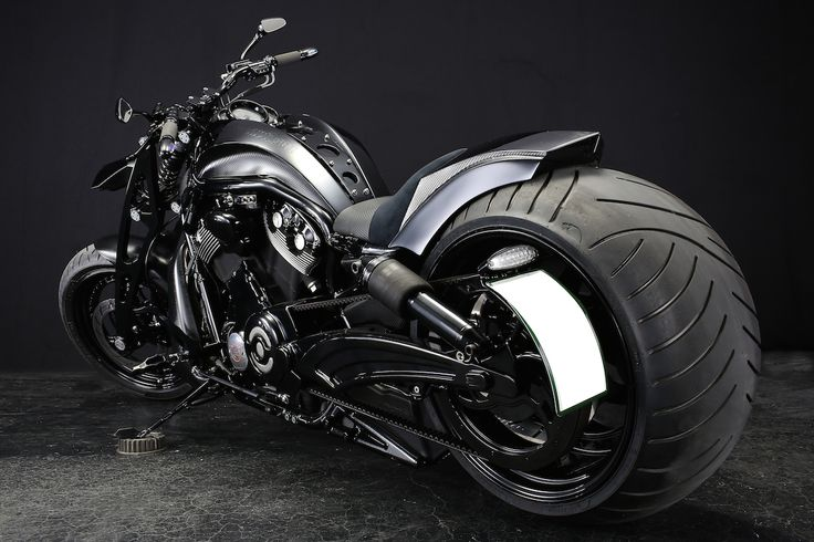 BAD LAND Harley Davidson V-ROD 330
