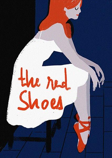 The Red Shoes de Michael Powell (1948)
