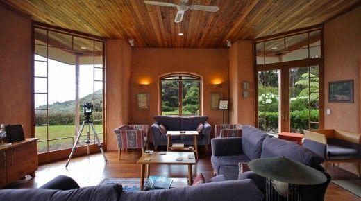 Earthsong Lodge, Great Barrier Island, Hauraki Gulf, New Zealand