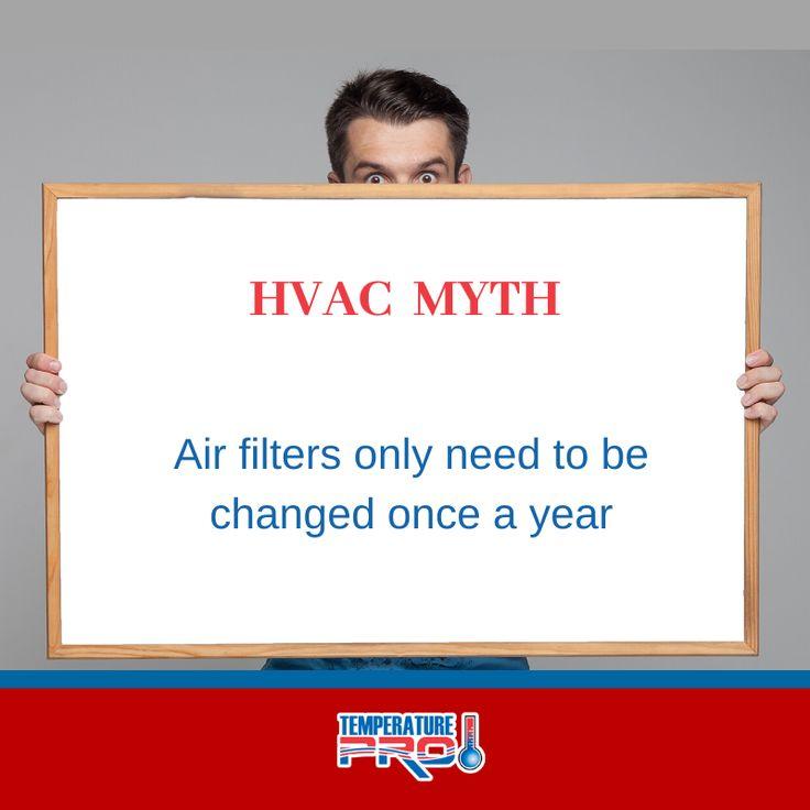 Hvac myth in 2020 energy cost air filter hvac