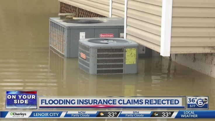 Flooding Insurance Claims Rejected Flood Insurance Read This