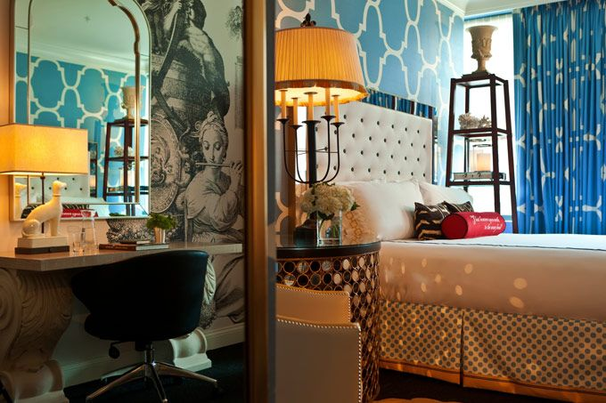 The new Hotel Monaco on Independence Mall in Philadelphia