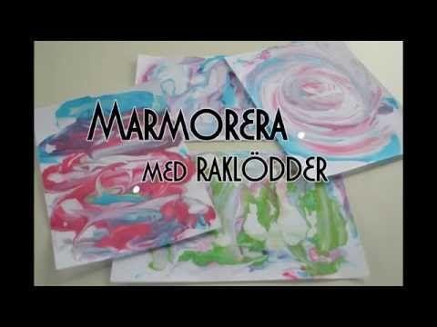 MARMORERA MED RAKLÖDDER - Tips & Trix
