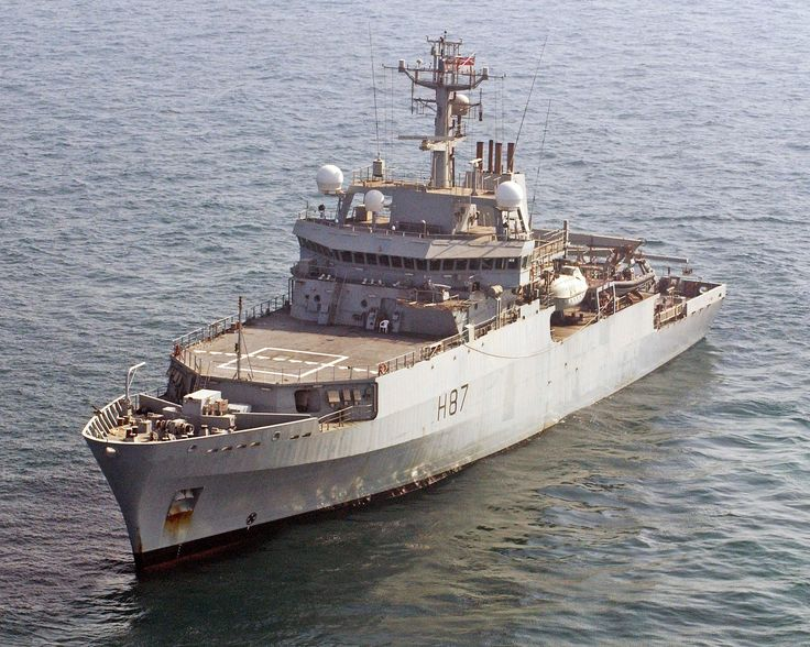 Hms echo h87 2002 is the first of two multirole