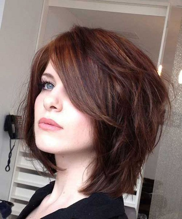 Sensational 1000 Ideas About Haircuts For Round Faces On Pinterest Round Short Hairstyles Gunalazisus