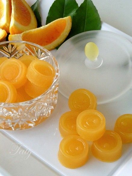 Caramelle gelèe all'arancia - Archivi - Cookaround forum