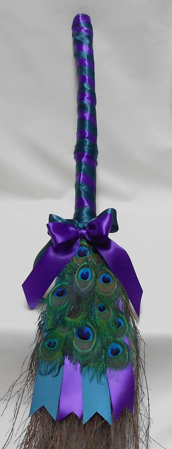 Teal Purple Peacock Feather Theme Wedding by weddingsbyminali, $49.99
