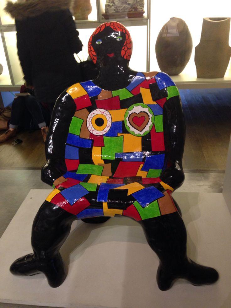 Musée des arts décoratifs de Paris Niki de saint phalle