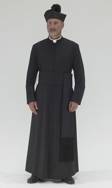 how to make a priest biretta