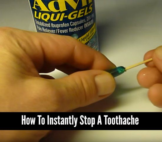 How To Instantly Stop A Toothache In An Emergency