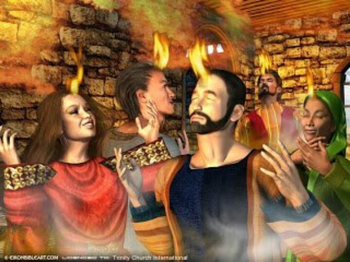 pentecost year 1