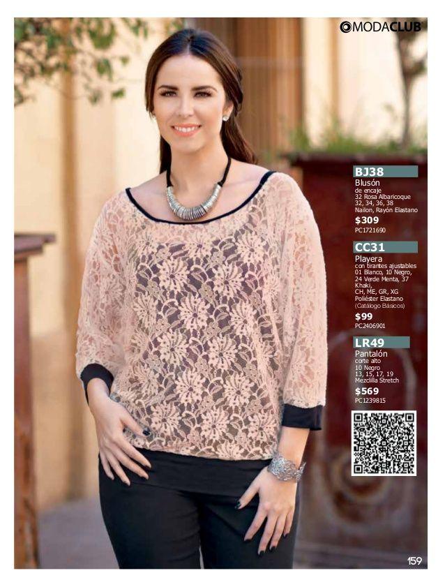 Catalogo moda club curvy primavera verano 2015 ropa para gorditas