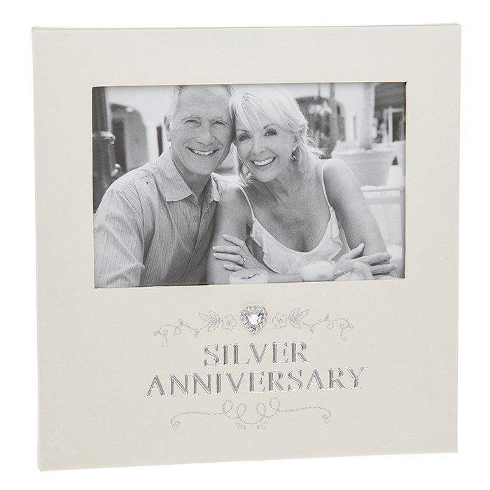 de unde pot cumpăra vânzări speciale ridica Rama foto cu cristale cadou Nunta de Argint - DS280162 | Silver anniversary,  Anniversary photos, Anniversary frame