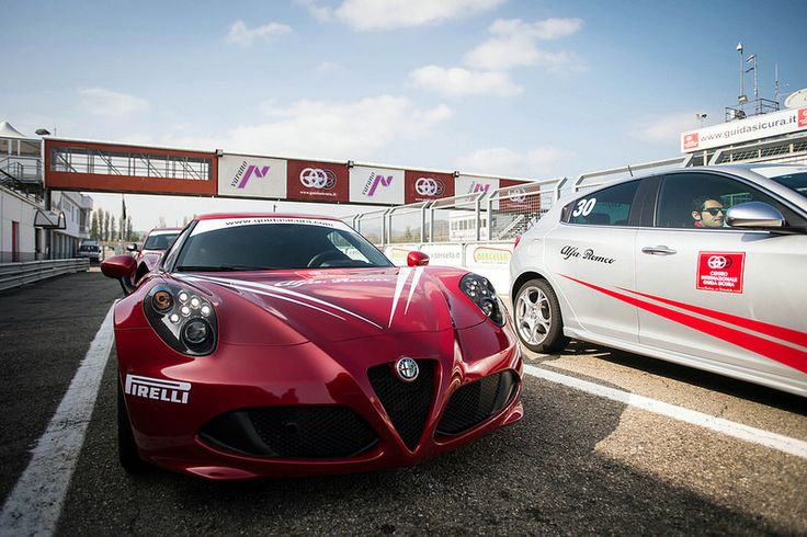 Alfa Romeo Driving Day at Varano Circuit  - Part 2 #AlfaDrivingDay